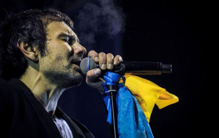 Музыканта Святослава Вакарчука осудили за сожаления Российской Федерации
