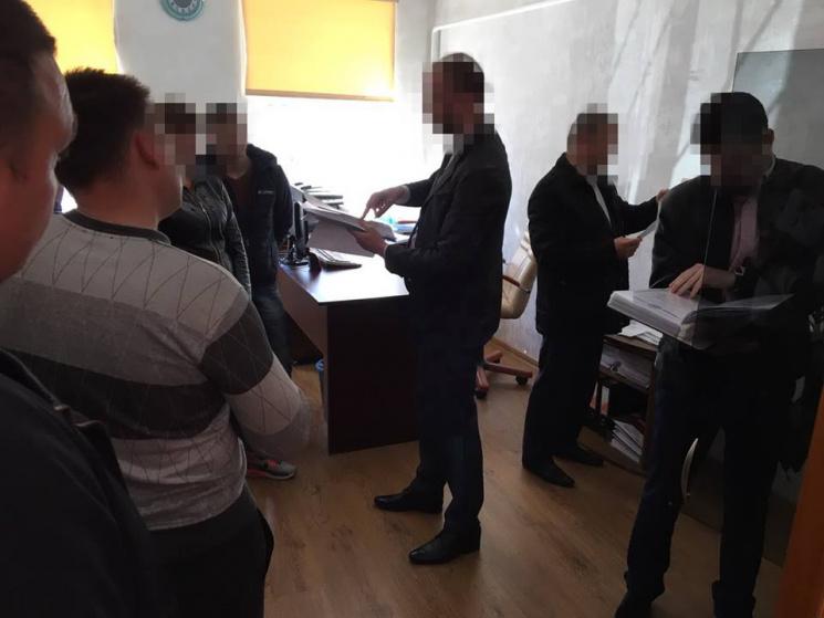 НаОдесчине СБУ разоблачила преступную схему легализации авто