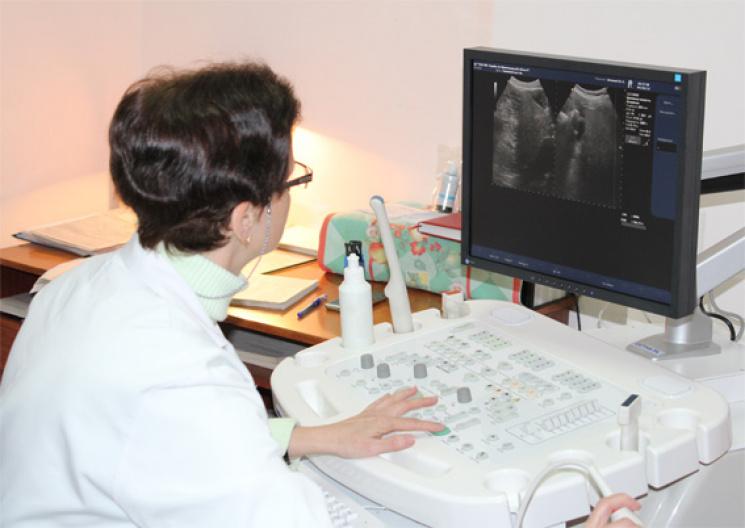 """У Кропивницькому """"міліцейській"""" лікарні придбали сучасний діагностичний комплекс"""