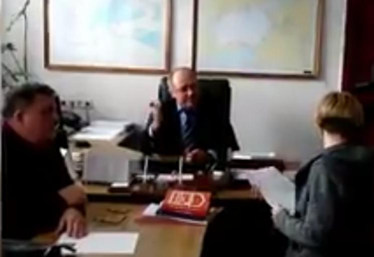 Як оголошували підозру керівнику Бердянс…