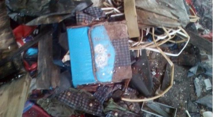 У Дубовому, що на Тячівщині закинутий завод дитячих візочків нагадує моторошні кадри з фільмів