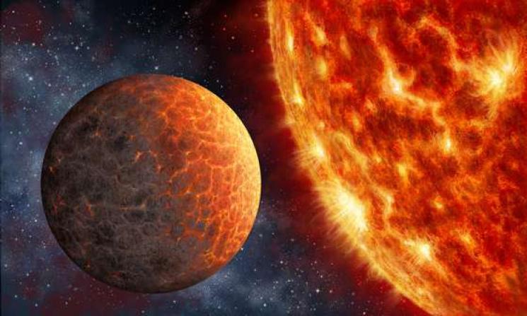 Астрофизики отыскали двойника Венеры уотдаленной звезды