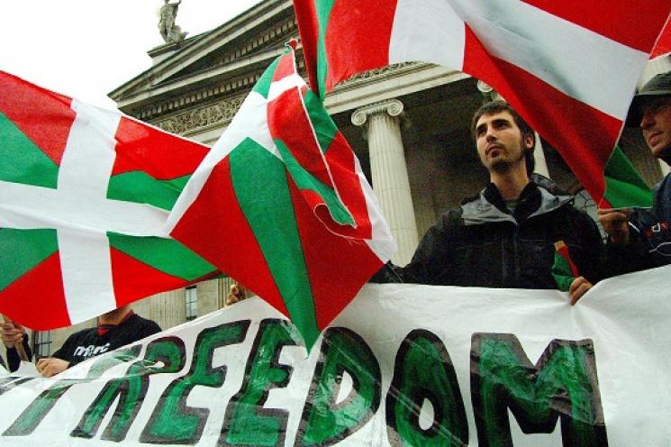 Баскские сепаратисты изгруппировки данная объявили оразоружении