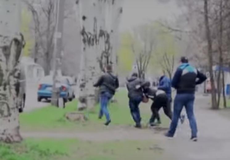У Запоріжжі затримали терориста, що приї…