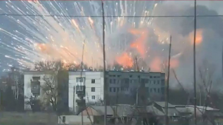 Нові деталі справи про диверсію в Балаклії: Перед вибухами на склади відрядили ВСП