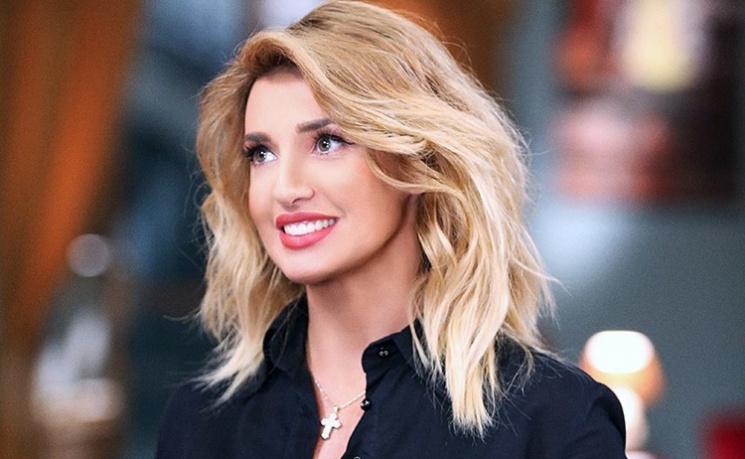 Красивая Оксана Марченко ушла из«Х-Фактора»