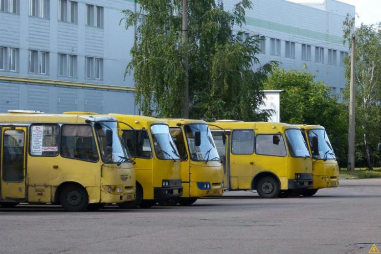 Київ суворий: Як маршрутки гниють зсеред…