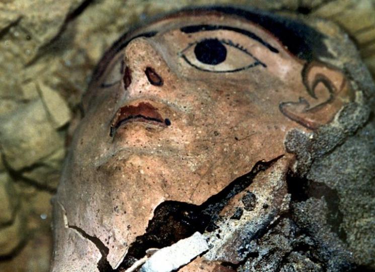 Вегипетском «Лагере 157» обнаружили шесть мумий