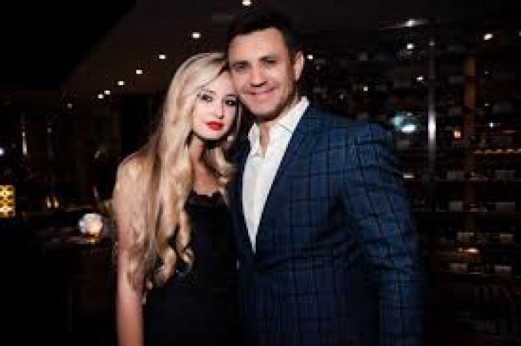 Микола Тищенко таємно став батьком у США…