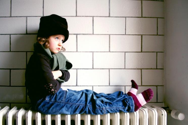 Тячівським батькам варто одягати дітей тепліше