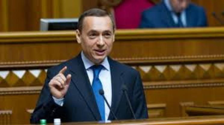 В «Народном фронте» назвали дело Мартыненко политическим