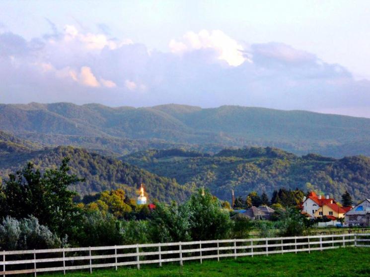 Що варто побачити на закарпатській Іршавщині