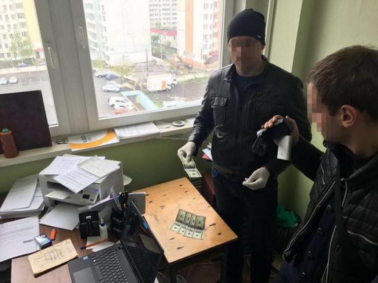 НаЛьвовщине работники СБУ задержали полицейского-взяточника: появились фото