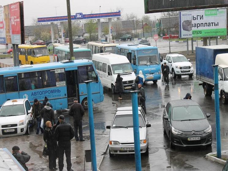 У Павлограді таксист заблокував відправл…