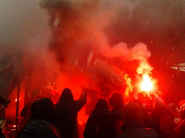 Полтава протестує: Як містяни виступають…