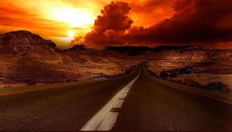 Ровенским водителям показали дорогу в ад…