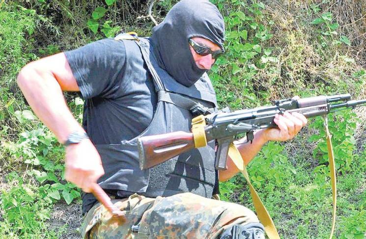 Італійці розсекретили своїх співвітчизників, що воюють на Донбасі