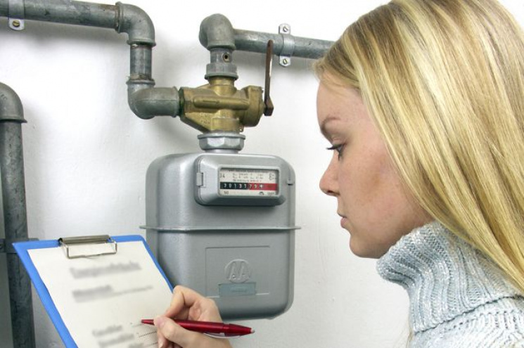 Как правильно передать показания газовог…