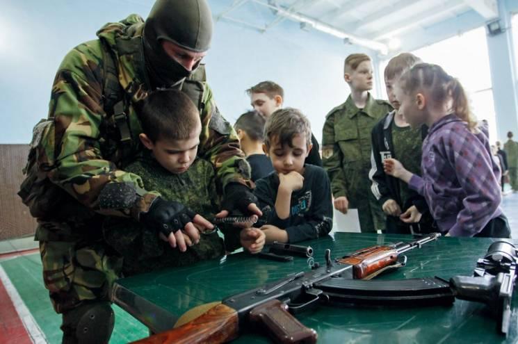 ВДонбассе сбиты два беспилотника ВСУ