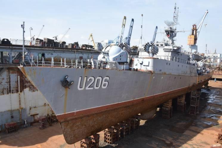 ВМС можуть відмовитись від відновлення к…