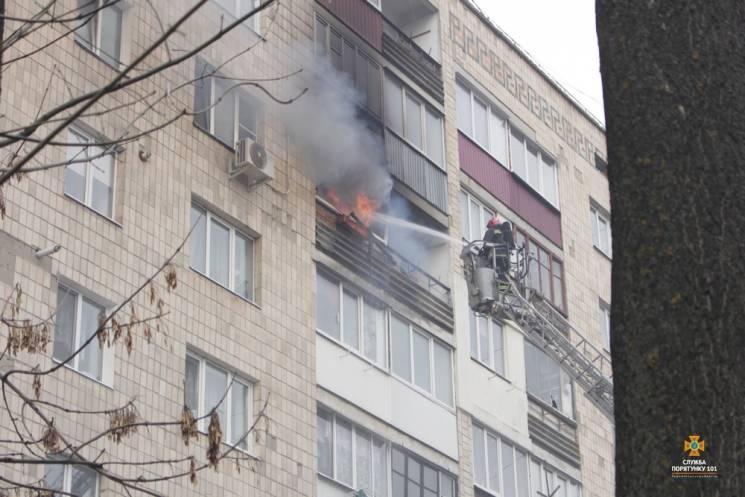 В Тернополе эвакуировали 62 человек из г…