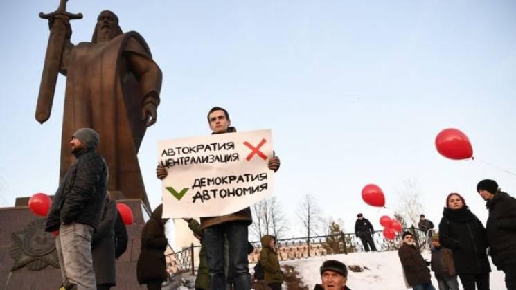 На России отменили выборы мэра…