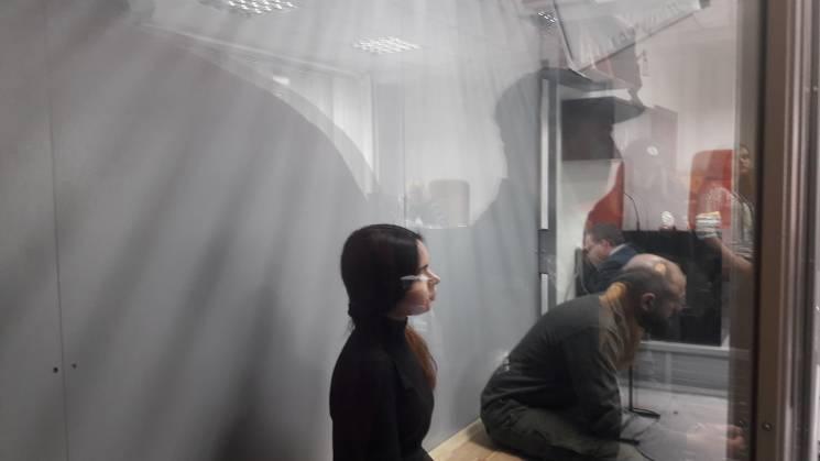ДТП вХарькове: суд продлил арест Зайцевой иДронову
