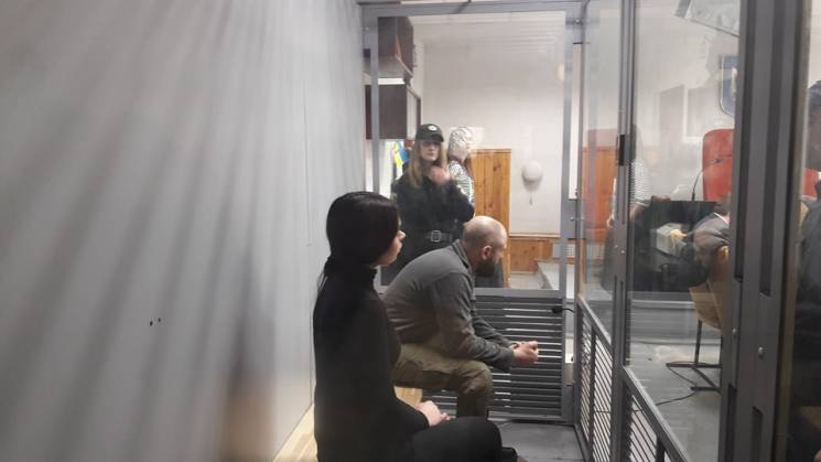 ДТП вХарькове: Зайцеву иДронова оставили зарешеткой