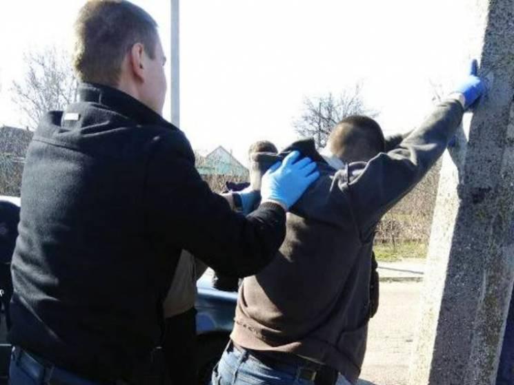 На Миколаївщині поліція затримала наркоділка (ФОТО)