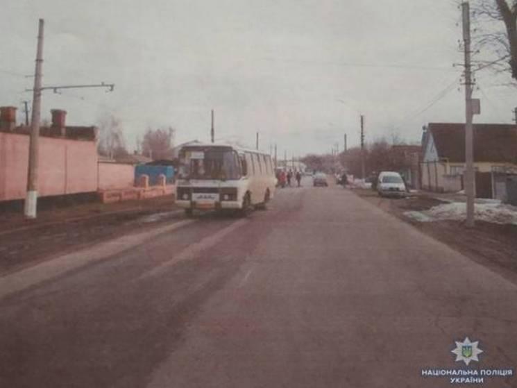 На Сумщині у Конотопі водій автобуса збив 49-річну велосипедистку (ФОТО)