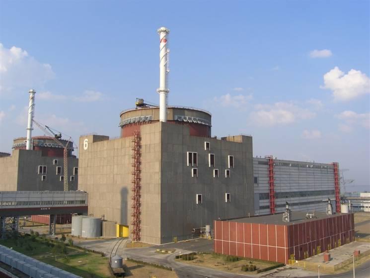 """На Запорізькій """"атомці"""" після неполадки підключили шостий енергоблок"""
