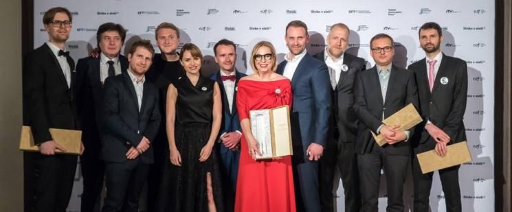 Українсько-словацький фільм отримав шість престижних нагород