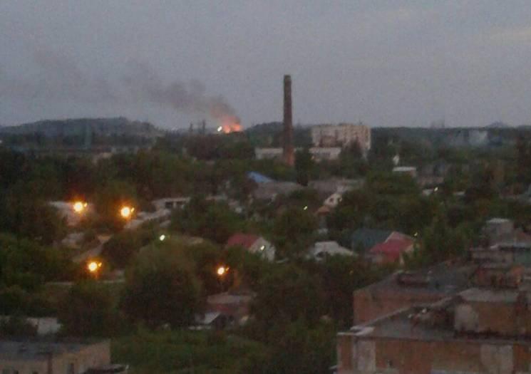 Війна на Донбасі: Чому знову активізувались бої за Донецьк (КАРТА)