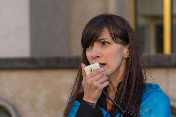 Українка, яка програла суд режисеру скандального фільму про Майдан, збирає гроші на штраф