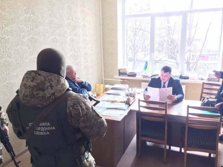Ректор харьковского университета  подозревается ворганизации канала незаконной миграции