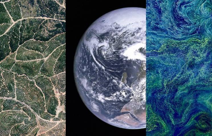 Ефект огляду: знімки з космосу як спосіб цінувати нашу планету