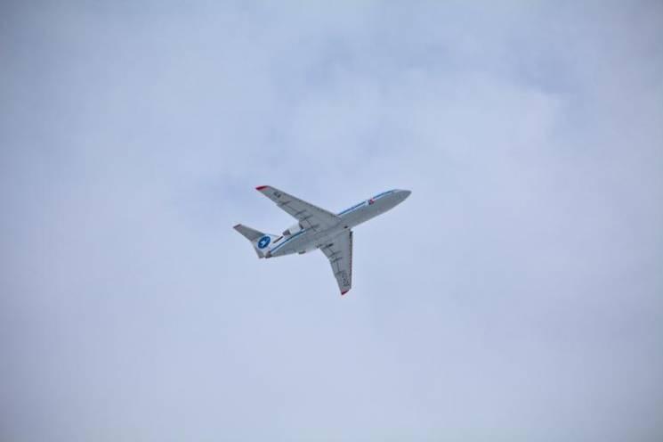 На Кубані літак не зміг приземлитися через вітер