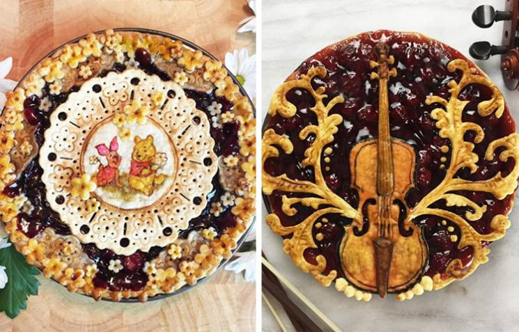 20 неймовірних пирогів, до яких навіть шкода підходити з ножем (ФОТО)