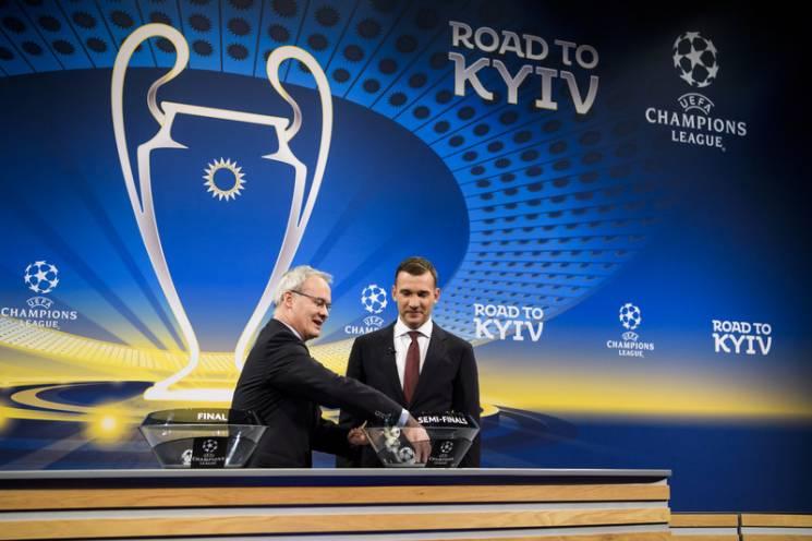 Півфінал Ліги чемпіонів: «Реал» зустрінеться з«Баварією»