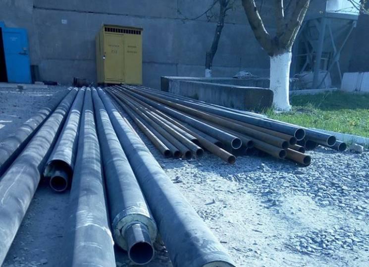Власне виробництво теплоізоляційних труб…