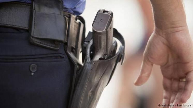 На Вінниччині поліцейського випадково підстрелив його колега