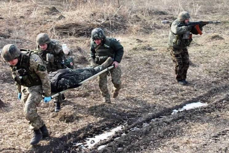 52 обстріли, 3 поранених— Зведення АТО