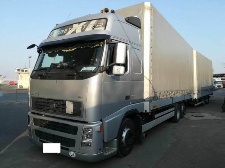 Прикордонники Одещини затримали крадену вантажівку та іноземного злочинця (ФОТО)