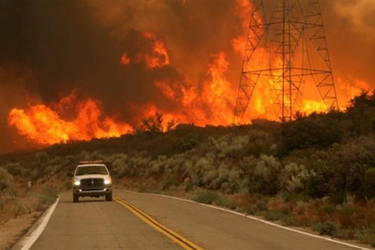 Вінничан попереджають про надзвичайний рівень пожежної небезпеки
