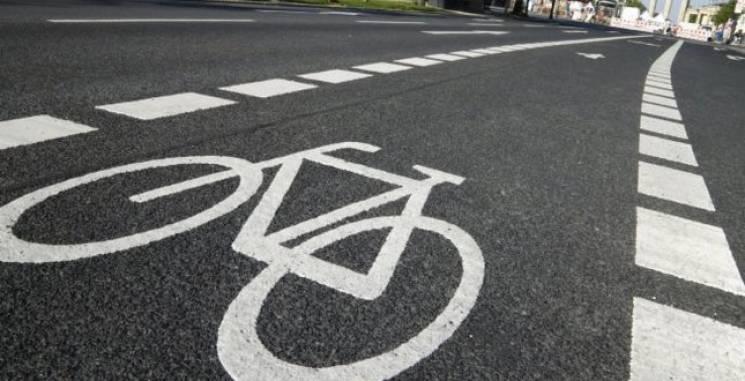 У Києві з'являться понад 40 кілометрів велодоріжок (МАРШРУТИ)