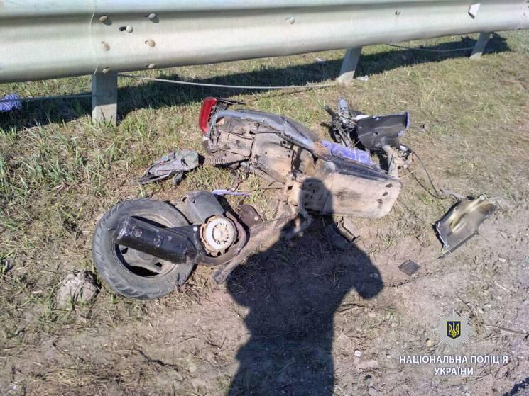 Смертельна ДТП на Окружній дорозі: Опубліковані кадри аварії (ФОТО)