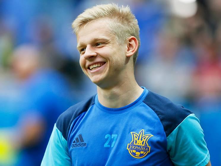 Зинченко стал вторым украинцем, выигравшим чемпионат Англии