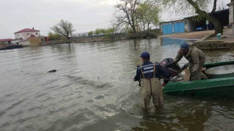 Рибалку, якого розшукували з кінця березня, знайшли поблизу Аккерманської фортеці