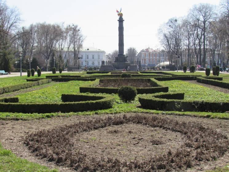 Як виглядає по-справжньому весняна Полтава (ФОТО)