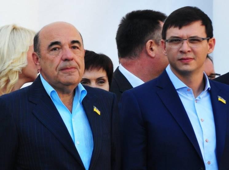 Перший, але не єдиний: Коли Рабінович і Мураєв назвуть Бойка зрадником Донбасу
